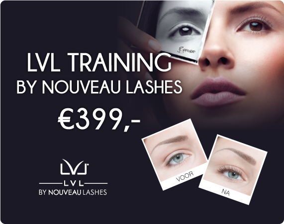 LVL Training - By Nouveau Lashes